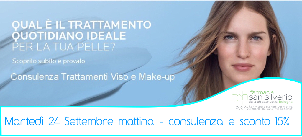 Una mattina di Make-Up con Roche Posay