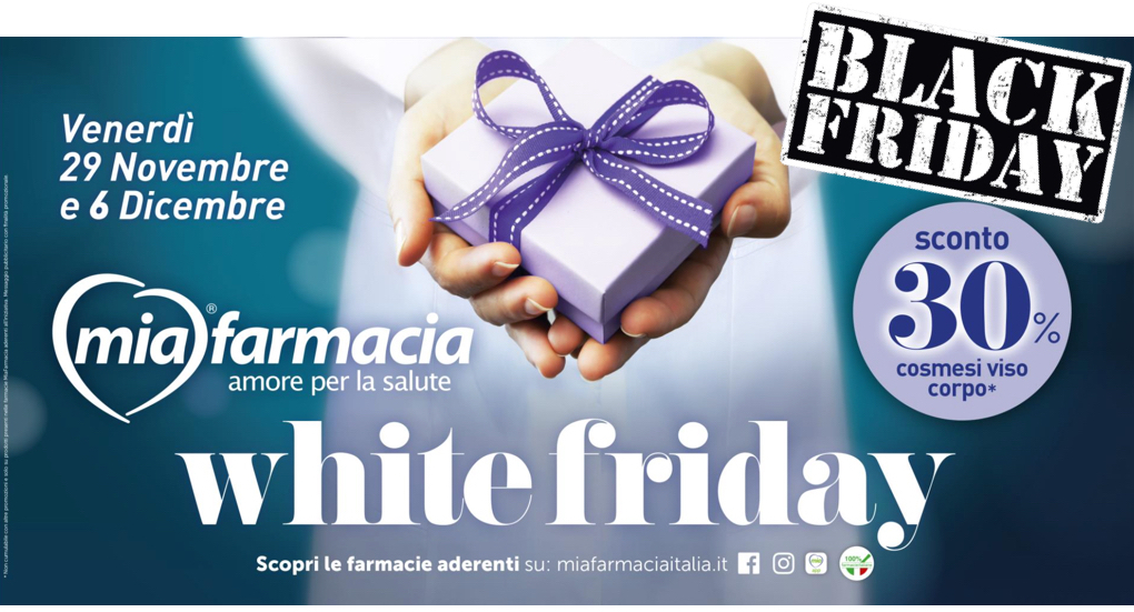 Black Friday? White Friday!